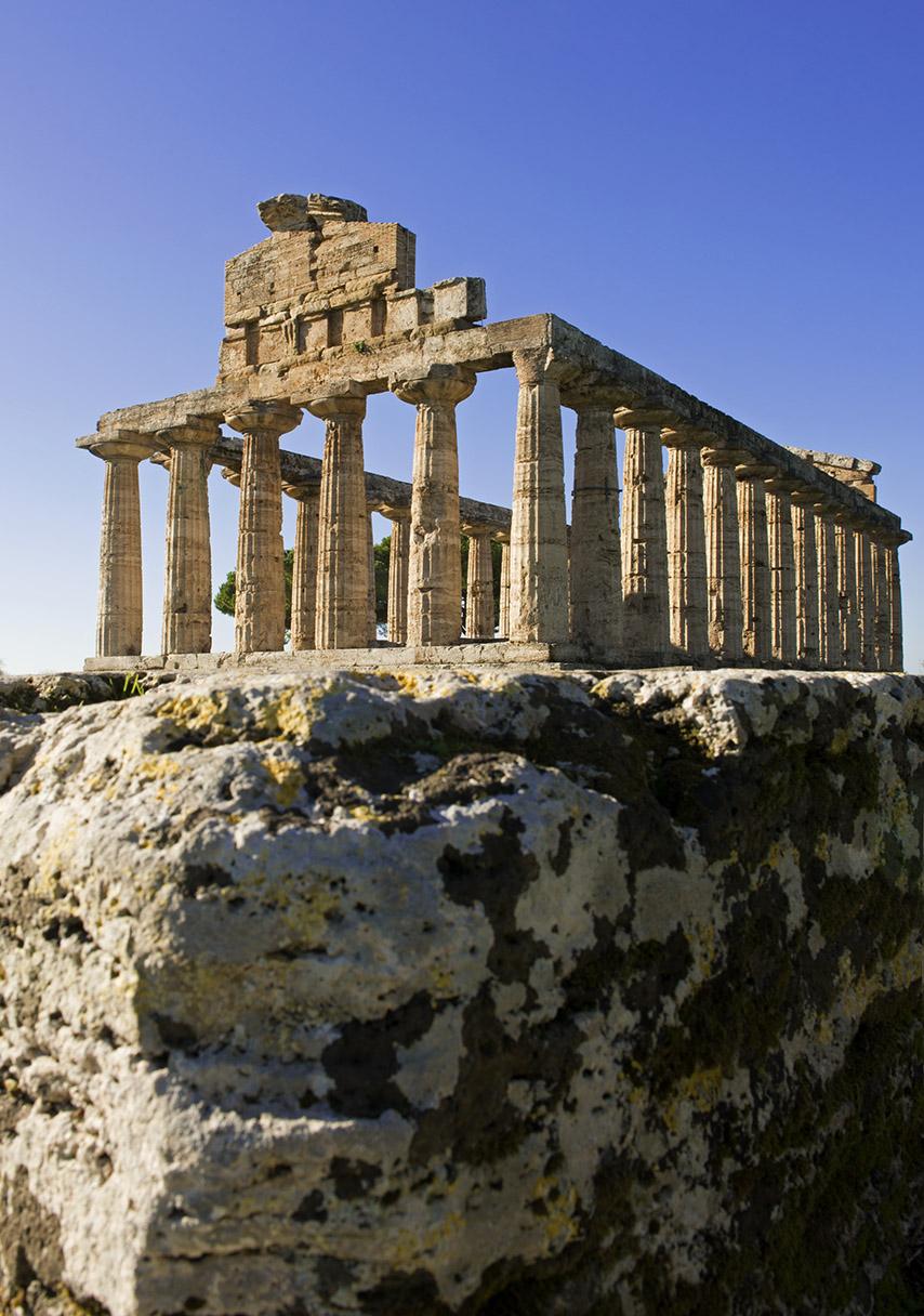 Foto dalla guida Lonely Planet dedicata alla Campania