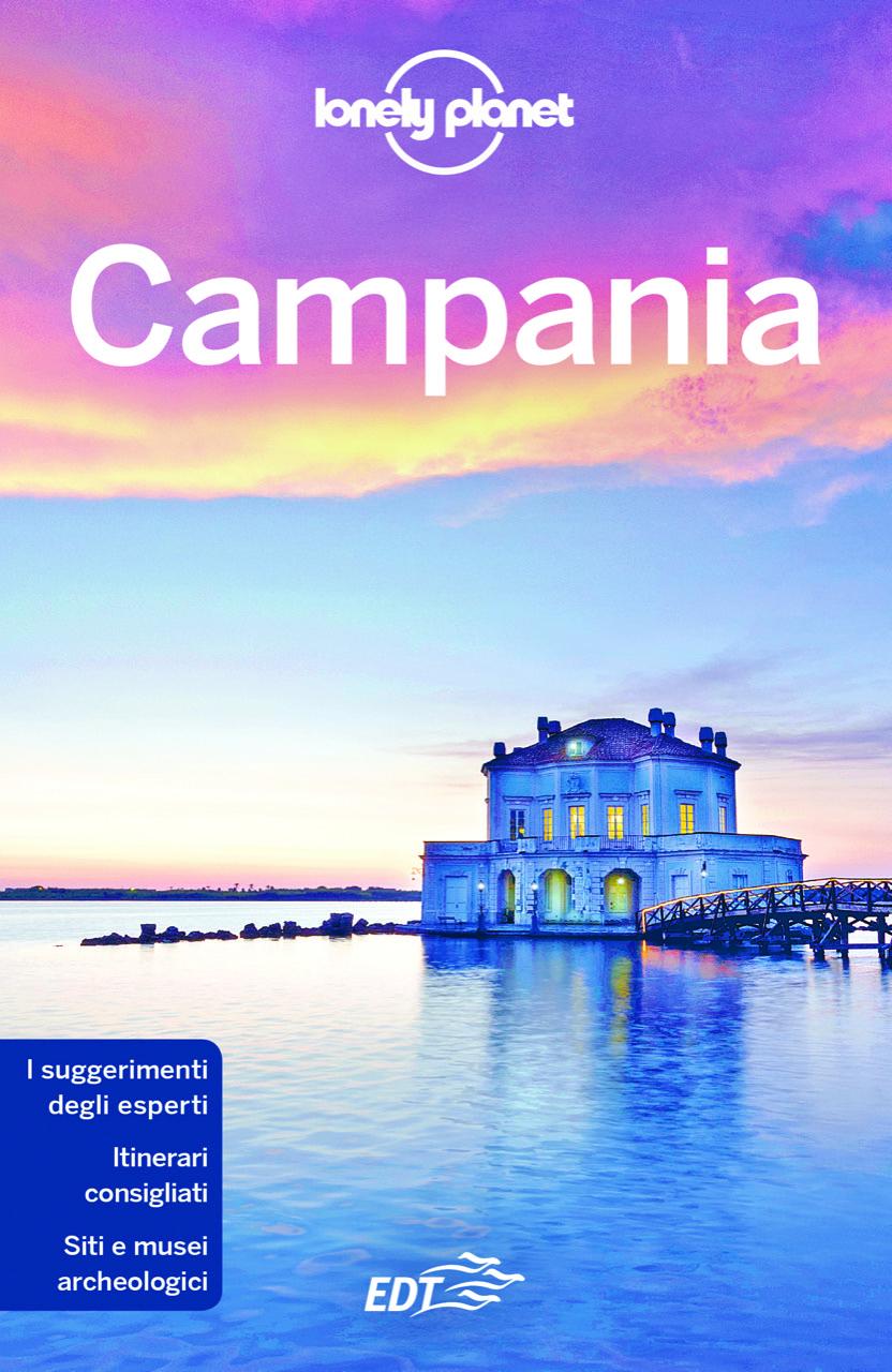 Scabec presenta la prima guida Lonely Planet dedicata alla Campania